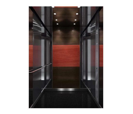 AUTUMN COLOR COOL 0931 by Kone | Suspension elevators