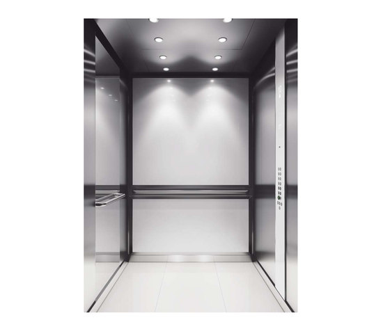 SPRING COLOR COOL 1011 by Kone | Suspension elevators
