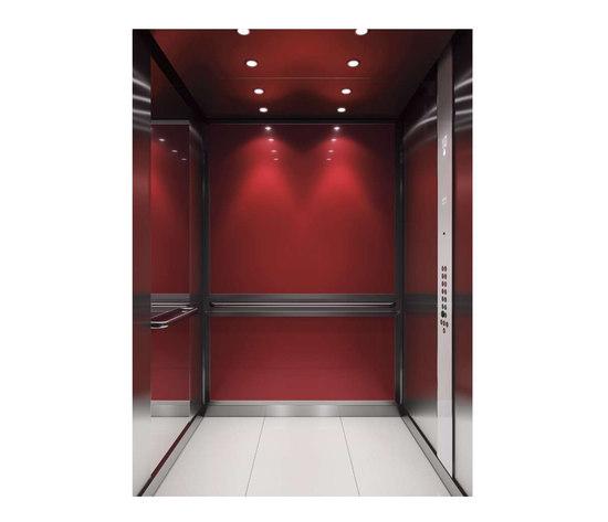 SUMMER COLOR COOL 1021 by Kone | Suspension elevators