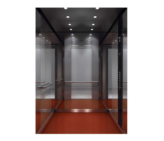 SUMMER METALLIC MAGIC 0961 by Kone | Suspension elevators