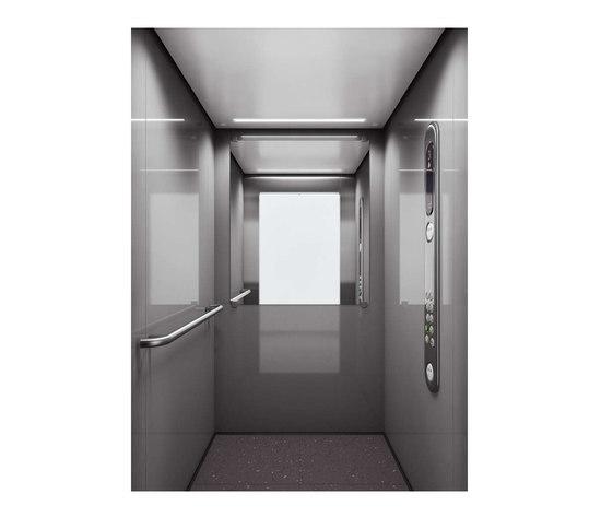 SPRING 0001 by Kone | Suspension elevators