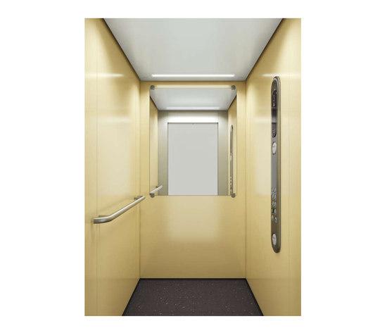 SUMMER 0021 de Kone | Suspension elevators