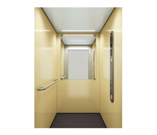 SUMMER 0021 by Kone | Suspension elevators