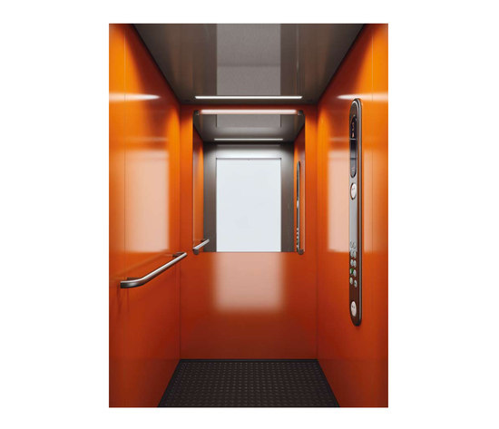 AUTUMN 0031 de Kone | Suspension elevators