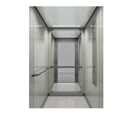 SPRING 0051 by Kone | Suspension elevators