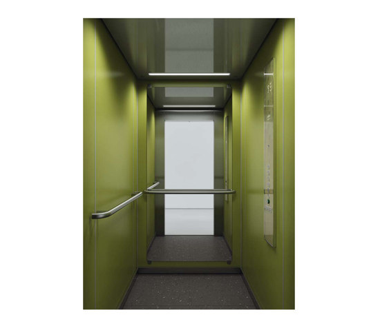 SUMMER 0061 by Kone | Suspension elevators