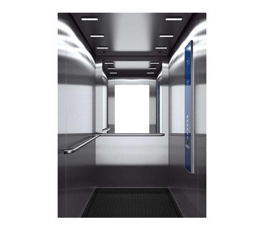 WINTER 0081 by Kone | Suspension elevators
