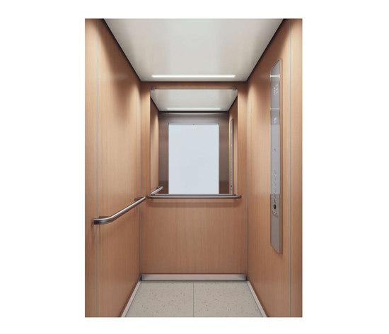 SPRING 0091 by Kone | Suspension elevators