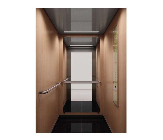 SUMMER 0101 by Kone | Suspension elevators