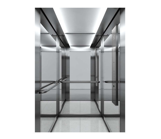 SPRING 0131 by Kone | Suspension elevators