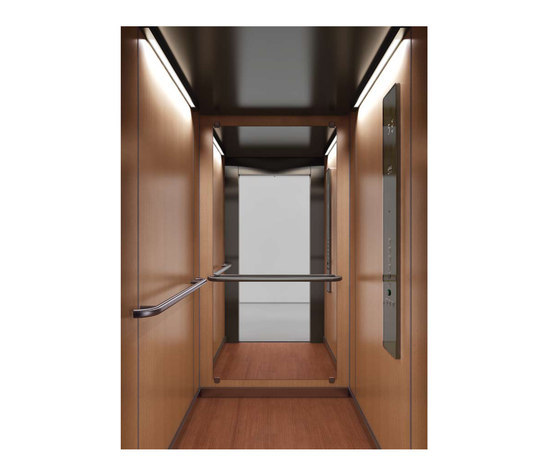 SUMMER 0141 de Kone | Suspension elevators