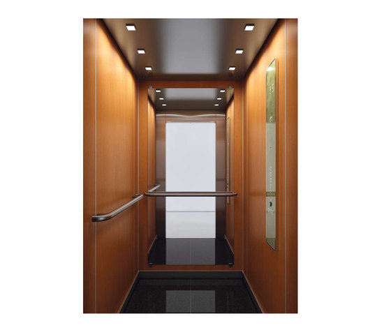 AUTUMN 0151 di Kone | Suspension elevators