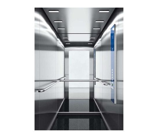 WINTER 0161 by Kone | Suspension elevators