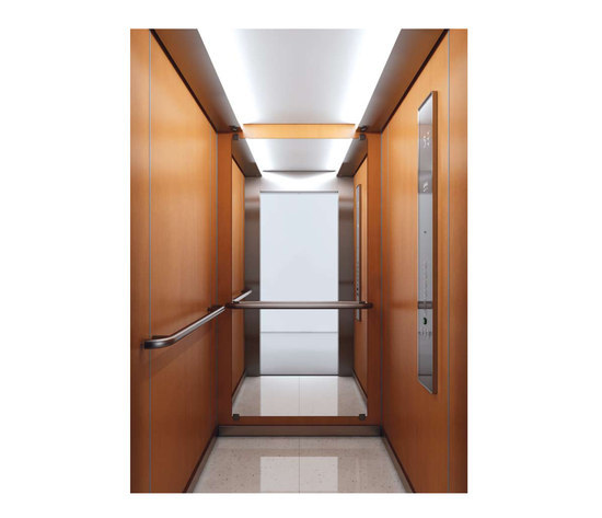 SPRING 0171 di Kone | Suspension elevators