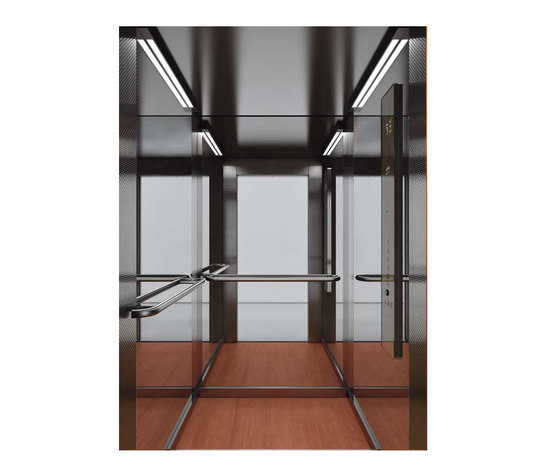 SUMMER 0181 by Kone | Suspension elevators
