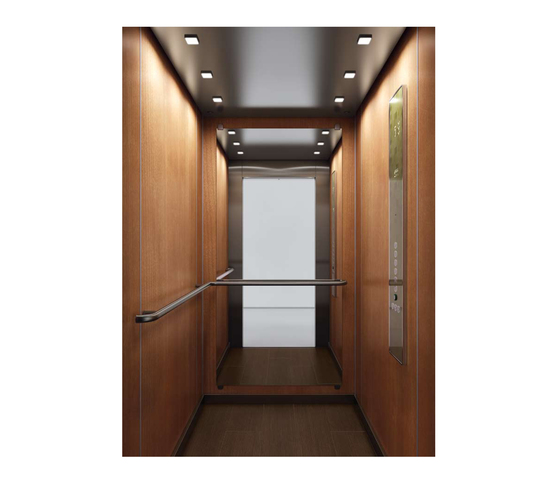 AUTUMN 0191 by Kone | Suspension elevators