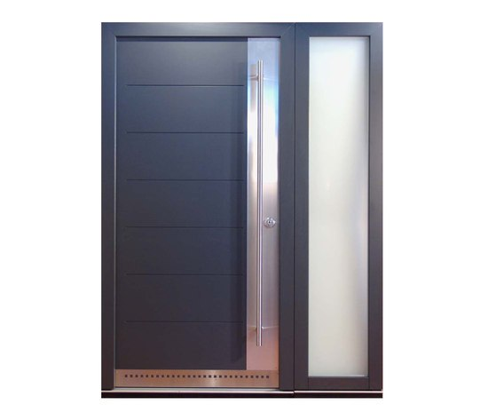 SECUR TYP 63 side element de Süddesign Türen | Front doors