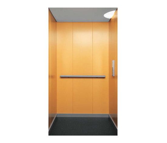 Schindler 3100 by Schindler | Suspension elevators