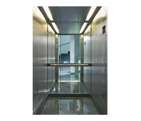Schindler 3400 de Schindler | Suspension elevators