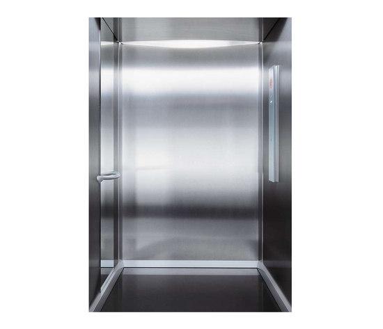 Schindler 5300 by Schindler | Suspension elevators