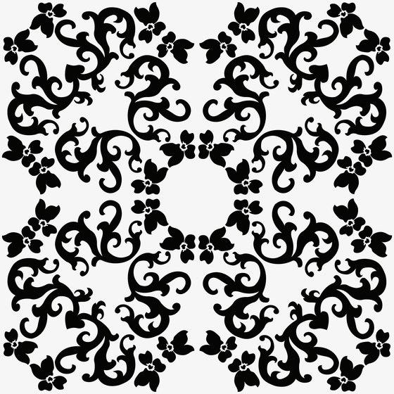 Iris 1 Nero by Ceramica Bardelli | Ceramic tiles