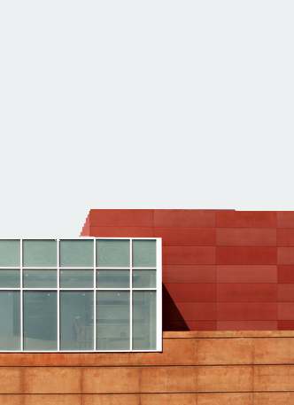 UNM Cancer Center - New Mexico by Rieder | Facade systems