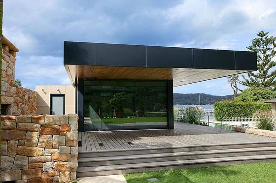 Pool Pavilion Killcare (AU) by Rieder | Facade systems