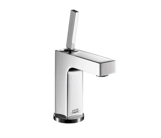 AXOR Citterio Single Lever Basin Mixer 140 without pull-rod DN15 by AXOR | Wash-basin taps