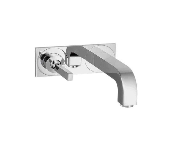 AXOR Citterio Single Lever Basin Mixer by AXOR | Wash-basin taps
