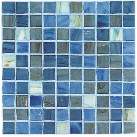 M23 Grigio Azzurro Mix by VITREX S.r.l. | Glass mosaics