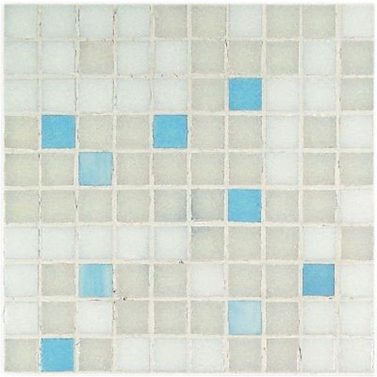 M28 Artik Azzurro Mix di VITREX S.r.l. | Mosaici in vetro