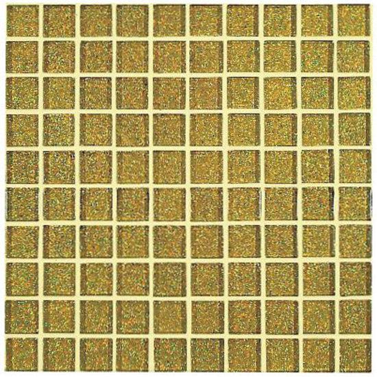 33G2 Oro Mono 2,3x2,3 cm by VITREX S.r.l. | Glass mosaics
