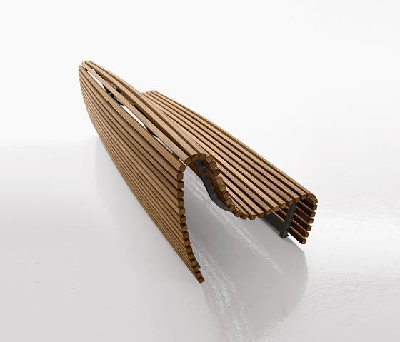 Titikaka by B&B Italia | Garden benches
