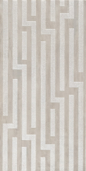 Artech Skin Greca Perlato Tile by Refin | Ceramic tiles