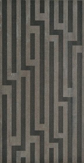 Artech Skin Greca Grigio Tile by Refin | Ceramic tiles