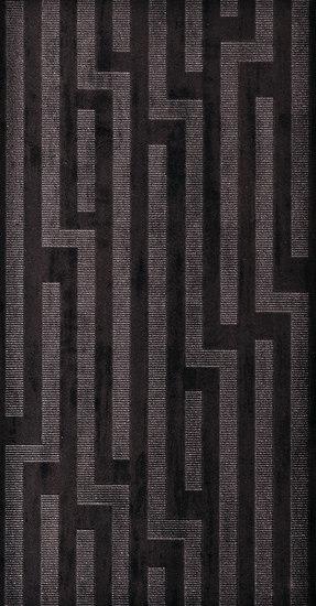 Artech Skin Greca Nero Tile by Refin | Tiles