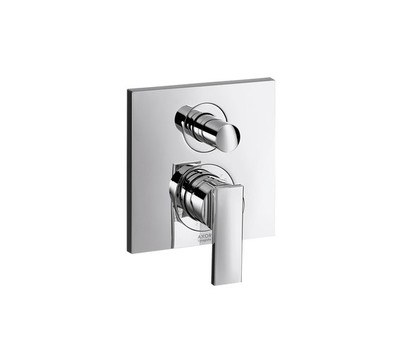 AXOR Citterio Single Lever Bath Mixer for concealed installation with integrated safety combination according to EN1717 by AXOR | Bath taps