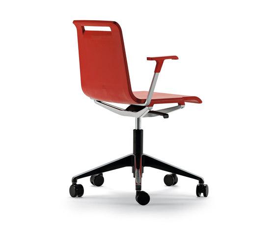 Mit silla sillas de oficina de actiu architonic for Sillas para ferias