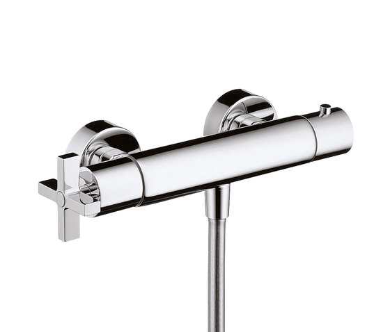 AXOR Citterio Thermostatic Shower Mixer for exposed fitting DN15 by AXOR | Shower taps / mixers