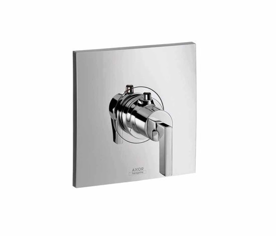AXOR Citterio Highflow Thermostatic by AXOR | Shower taps / mixers