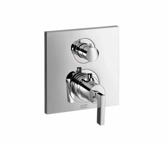 AXOR Citterio Thermostatic Mixer by AXOR | Shower taps / mixers