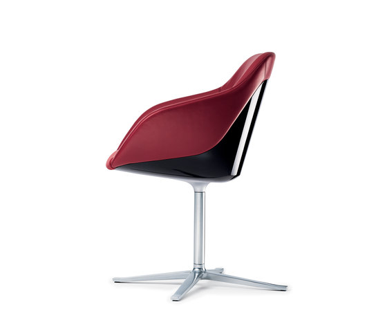 Turtle bucket seat by Walter Knoll | Conference chairs