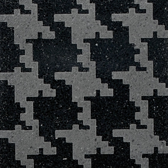 Invaders L | Pixelate by MIPA | Terrazzo flooring
