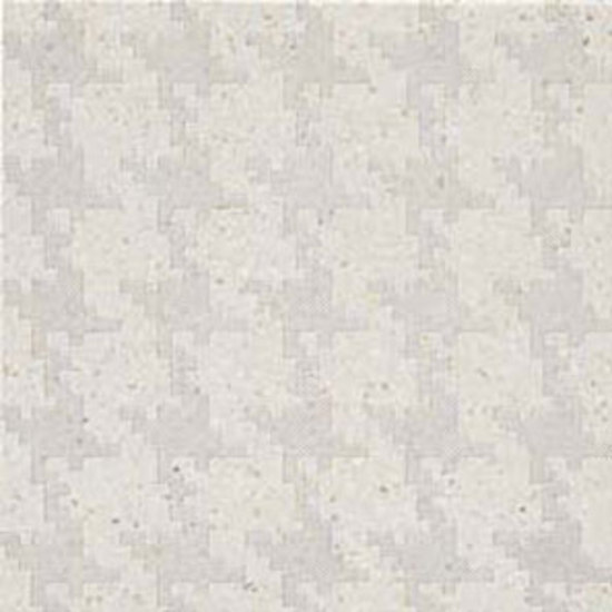 Invaders Medium Avorio terrazzo tile by MIPA | Mineral composite tiles
