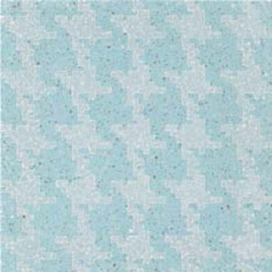 Invaders Medium Cielo terrazzo tile by MIPA | Tiles