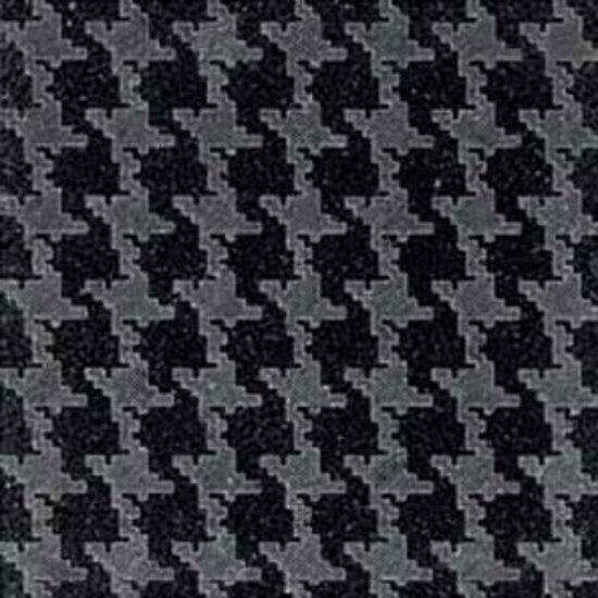 Invaders Small Nero terrazzo tile by MIPA | Terrazzo tiles