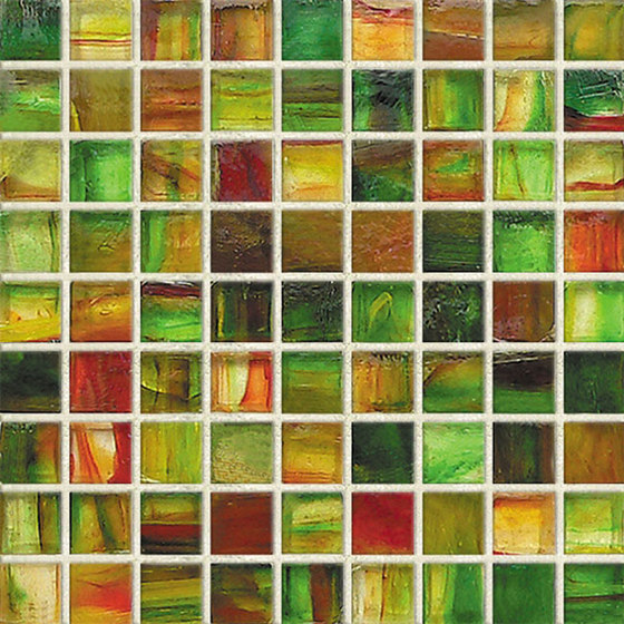 JewelStone Glass Mosaic G06070 by Hirsch Glass | Glass mosaics