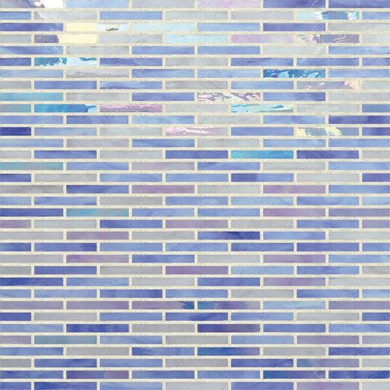 Murano Vena Glass Mosaic SM0033 by Hirsch Glass | Mosaics