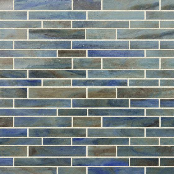 Murano Vena Glass Mosaic JS0124 by Hirsch Glass | Glass mosaics