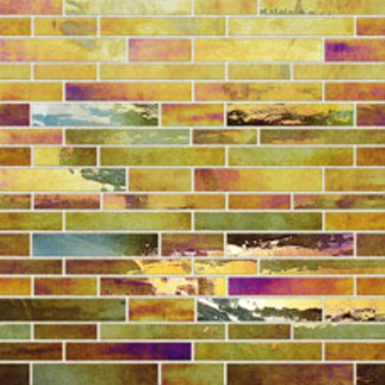 Dazzling Green Glass Mosaic JS4120 by Hirsch Glass | Glass mosaics
